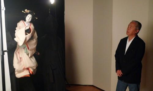 sugimoto con muñeca