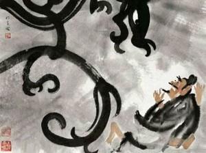 El señor Ye amaba los dragones