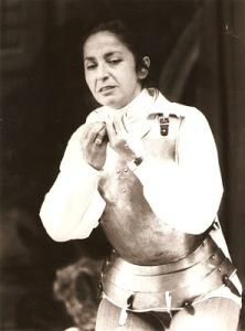 Teresa Berganza en Aix-en-Provence en 1978. El mejor Ruggiero del siglo XX Clic en la foto para ver esta producción en YouTube